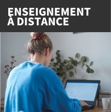 Enseignement à distance